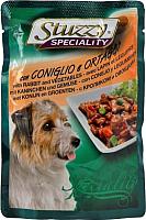 Корм для собак Stuzzy Speciality с кроликом и овощами (100г) -