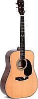 Акустическая гитара Sigma Guitars DM-1ST+ -
