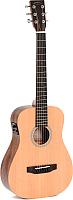 Электроакустическая гитара Sigma Guitars TM-12E+ -