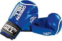 Боксерские перчатки Green Hill Panther BGP-2098 / 10oz (синий) -