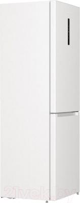 Холодильник с морозильником Gorenje NRK6192AW4