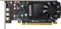 Видеокарта PNY Nvidia Quadro P400 DVI 2GB GDDR5 (VCQP400DVIV2-PB) -