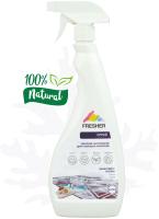 Чистящее средство для ковров и текстиля Fresher Удаление грязи и жира для ковровых покрытий (0.75л) -