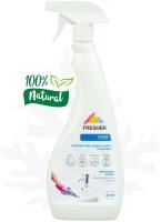 Чистящее средство для ванной комнаты Fresher Удаление известкового налета и ржавчины для сантехники (0.75л) -