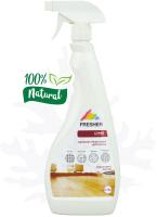 Чистящее средство для пола Fresher Удаление грязи и жира всех типов полов (0.75л) -