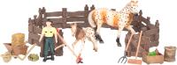 Игровой набор Masai Mara Мир лошадей / ММ205-072 -