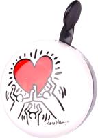 Велосипедный звонок Liix Заботливое сердце / 6838 -