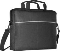 Сумка для ноутбука Defender Lite 15.6 / 26086 (черный/серый) -