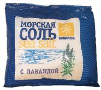Соль для ванны Medicalfort Морская природная с лавандой (1кг) -