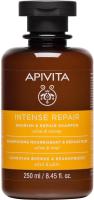 Шампунь для волос Apivita Питательный и восстанавливающий с оливой и медом (250мл) -