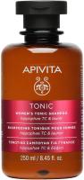 Шампунь для волос Apivita Против выпадения волос Для женщин (250мл) -