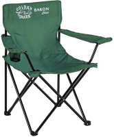 Кресло складное Golden Shark Baron GS-BAR-CHAIR (зеленый) -
