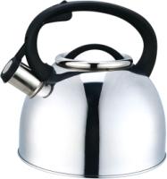 Чайник со свистком Mallony Arte / 005177 (зеркальная полировка) -