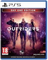 Игра для игровой консоли PlayStation 5 Outriders. Day One Edition / 1CSC20005001 -