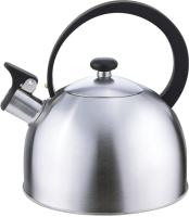 Чайник со свистком Mallony Opera / 005178 (зеркальная полировка) -