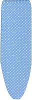 Чехол для гладильной доски Ника Ч1 (голубые ромбы) -