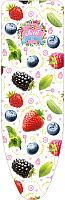 Чехол для гладильной доски Ника Ч3 (ягоды) -