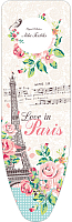 Чехол для гладильной доски Ника ЧП1 (Париж) -