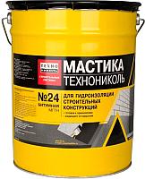 Гидроизоляционная мастика Технониколь МГТН №24 (50кг) -