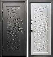 Входная дверь Промет Джаз сосна прованс (206x88, левая) -