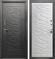 Входная дверь Промет Джаз сосна прованс (206x98, правая) -