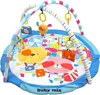 Развивающий коврик Baby Mix 3437PP (туристы) -