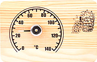 Термометр для бани Первый термометровый завод СБО-2т -