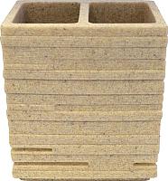 Держатель для зубной пасты и щётки Ridder Brick 22150211 -