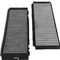 Салонный фильтр Corteco 80001735 (угольный) -