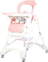 Стульчик для кормления Carrello Caramel CRL-9501/3 (candy pink) -