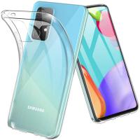 Чехол-накладка Case Better One для Galaxy A52 (прозрачный) -