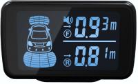 Парковочный радар 4Drive 8X-61/D58 GPS Black -