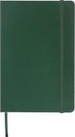 Записная книжка Brauberg Metropolis / 111583 (зеленый) -