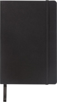 Записная книжка Brauberg Metropolis / 111585 (черный) -