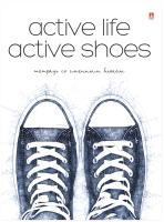 Тетрадь Альт Active Shoes / 7-160-081/110 (160л, на кольцах) -