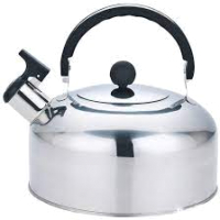 Чайник со свистком Mallony Casual / 007297 -