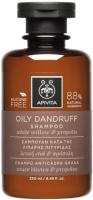 Шампунь для волос Apivita Oily Dandruff Shampoo (250мл) -