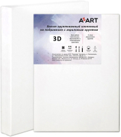 Холст для рисования Azart 20x20см / AZ132020 (хлопок) -