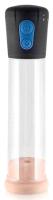 Вакуумная помпа для пениса LoveToy Maximizer Worx VX4-Auto / 361019 (черный) -