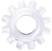 Эрекционное кольцо LoveToy Power Plus Cock Ring / LV1432 (прозрачный) -