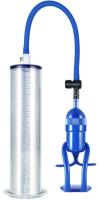 Вакуумная помпа для пениса LoveToy Maximizer Worx Limited Edition Pump / LV1441 (голубой) -