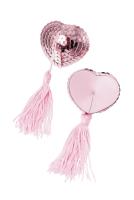 Набор пэстисов Erolanta Cora / 790014 (розовый) -