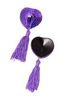 Набор пэстисов Erolanta Cora / 790015 (фиолетовый) -