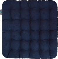 Подушка на стул Smart Textile Уют-Премиум 40x40 / ST167 (лузга гречихи, синий) -