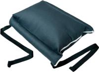 Подушка для спины Smart Textile Дальнобойщик 40x33x10 / T311 (лузга гречихи) -
