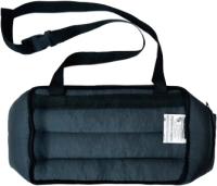 Подушка для спины Smart Textile Дальнобойщик-Люкс 40x20x7 / T572 (лузга гречихи) -