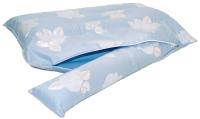 Подушка для сна Smart Textile Бьюти 40x60 / ST434 (лузга гречихи, файбер) -
