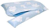Подушка для сна Smart Textile Бьюти 40x60 / ST441 (лузга гречихи, файбер) -