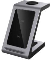 Зарядное устройство беспроводное Prestigio ReVolt A9 / PCS109X-SG -