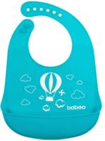 Нагрудник детский Baboo Transport / 11-007 (бирюзовый) -